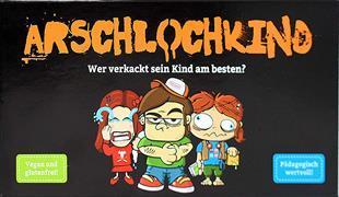 Cover-Bild zu Arschlochkind - Wer verkackt sein Kind am besten?