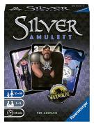 Cover-Bild zu Ravensburger 26826 - Silver Amulett, Kartenspiel für 2-4 Spieler, Taktikspiel ab 10 Jahren, Charaktere von Werwölfe