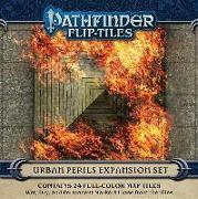 Cover-Bild zu Pathfinder Flip-Tiles: Urban Perils Expansion