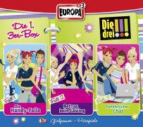 Cover-Bild zu Die drei !!! 3er-Box 01. Folge 01-03