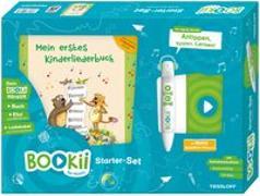Cover-Bild zu BOOKii® Starter-Set. Mein erstes Kinderliederbuch von Dilg, Sonia (Illustr.)
