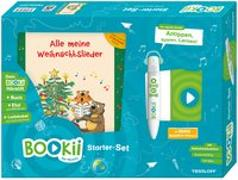 Cover-Bild zu BOOKii® Starter-Set Alle meine Weihnachtslieder von Dilg, Sonia (Illustr.)
