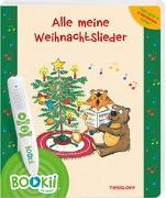 Cover-Bild zu BOOKii® Alle meine Weihnachtslieder von Dilg, Sonia (Illustr.)