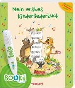 Cover-Bild zu BOOKii® Mein erstes Kinderliederbuch von Dilg, Sonia (Illustr.)