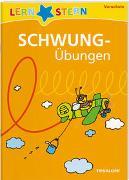 Cover-Bild zu Lernstern: Schwungübungen Vorschule von Fuchs, Birgit