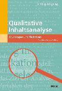 Cover-Bild zu Qualitative Inhaltsanalyse von Mayring, Philipp