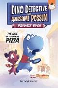 Cover-Bild zu The Case of the Nibbled Pizza #1 (eBook)