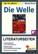 Cover-Bild zu Die Welle - Literaturseiten