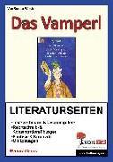 Cover-Bild zu Das Vamperl / Literaturseiten von Welsh, Renate