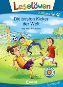Cover-Bild zu Leselöwen 2. Klasse - Die besten Kicker der Welt