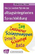 Cover-Bild zu Die 50 besten Spiele zur alltagsintergrierten Sprachbildung - eBook (eBook) von Bücken-Schaal, Monika