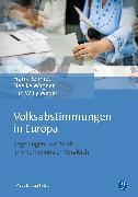 Cover-Bild zu Volksabstimmungen in Europa (eBook) von Wagner, Neelke