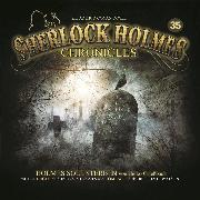 Cover-Bild zu Sherlock Holmes Chronicles, Folge 35: Holmes soll sterben (Audio Download) von Grießbach, Heiko