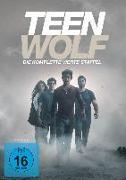 Cover-Bild zu Teen Wolf - Staffel 4 (Softbox) von Tyler Posey (Schausp.)