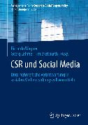 Cover-Bild zu CSR und Social Media (eBook) von Wagner, Riccardo (Hrsg.)