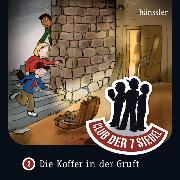 Cover-Bild zu Die Koffer in der Gruft (Audio Download) von Mörken, Christian
