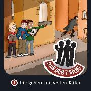 Cover-Bild zu Die geheimnisvollen Käfer (Audio Download) von Mörken, Christian