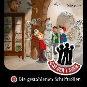 Cover-Bild zu Die gestohlenen Schriftrollen (Audio Download) von Mörken, Christian