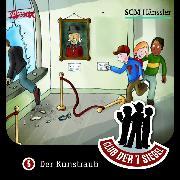 Cover-Bild zu Der Kunstraub (Audio Download) von Mörken, Christian