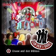 Cover-Bild zu Chaos auf der Bühne (Audio Download) von Mörken, Christian