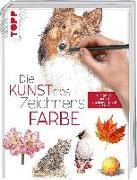Cover-Bild zu Die Kunst des Zeichnens Farbe von frechverlag