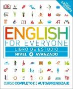 Cover-Bild zu English for Everyone: Nivel 4: Avanzado, Libro de Estudio