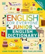 Cover-Bild zu English for Everyone Junior English Dictionary