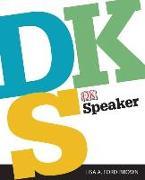 Cover-Bild zu DK Speaker von Ford-Brown, Lisa