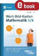 Cover-Bild zu Wort-Bild-Karten Mathematik Klassen 5-6 (eBook) von Ksiazek, Bernard