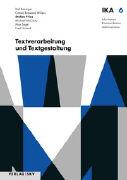 Cover-Bild zu Textverarbeitung und Textgestaltung von Fries, Stefan