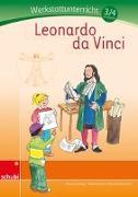 Cover-Bild zu Leonardo da Vinci von Jockweg, Bernd