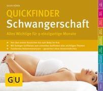 Cover-Bild zu Quickfinder Schwangerschaft