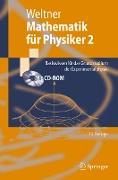 Cover-Bild zu Mathematik für Physiker 2 (eBook) von Weltner, Klaus