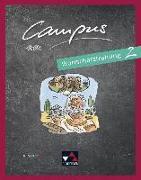 Cover-Bild zu Campus B neu 2 Wortschatztraining von Butz, Johanna