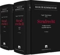 Cover-Bild zu Strafrecht I+II von Niggli, Marcel Alexander (Hrsg.)