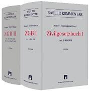 Cover-Bild zu Fortsetzungswerk ZGB 1, ZGB 2 - Basler Kommentar