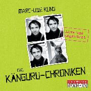 Cover-Bild zu Die Känguru-Chroniken (Audio Download) von Kling, Marc-Uwe