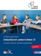 Cover-Bild zu Debattieren unterrichten II von Wagner, Tim