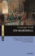 Cover-Bild zu Ein Maskenball von Verdi, Giuseppe (Komponist)