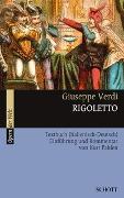 Cover-Bild zu Rigoletto von Verdi, Giuseppe (Komponist)
