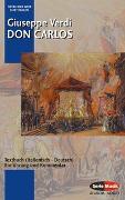 Cover-Bild zu Don Carlos von Verdi, Giuseppe (Komponist)