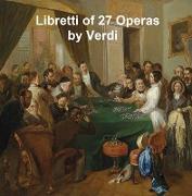 Cover-Bild zu Libretti di opere di Verdi (eBook) von Verdi, Giuseppe