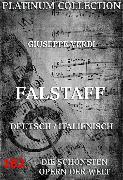 Cover-Bild zu Falstaff (eBook) von Boito, Arrigo