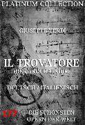 Cover-Bild zu Il Trovatore (Der Troubadour) (eBook) von Cammarano, Salvatore