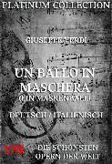 Cover-Bild zu Un Ballo In Maschera (Ein Maskenball) (eBook) von Somma, Antonio