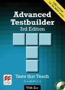 Cover-Bild zu Advanced Testbuilder. Student's Book with 2 Audio-CDs (with Key von French, Amanda