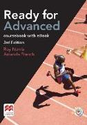 Cover-Bild zu Ready for Advanced. 3rd Edition. Student's Book Package with ebook and MPO - without Key von Norris, Roy