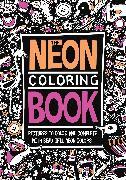 Cover-Bild zu The Neon Coloring Book von Merritt, Richard