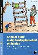Cover-Bild zu Schüler aktiv in die Förderplanarbeit einbinden von Kürschner, Jülia