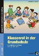 Cover-Bild zu Klassenrat in der Grundschule von Hensel, Simone